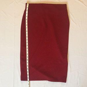 Red Brat Star skirt